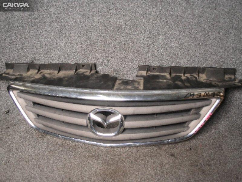Решетка радиатора Mazda MPV LWEW FS Красноярск Сакура Моторс