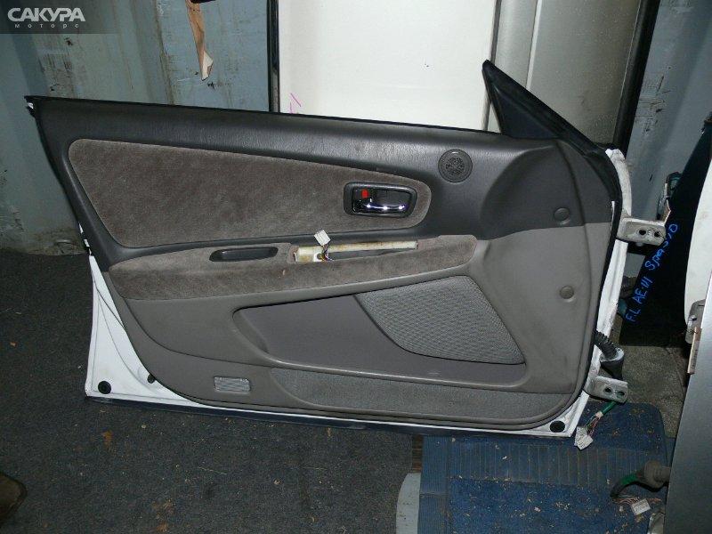 Дверь боковая Toyota Chaser GX100  Красноярск Сакура Моторс