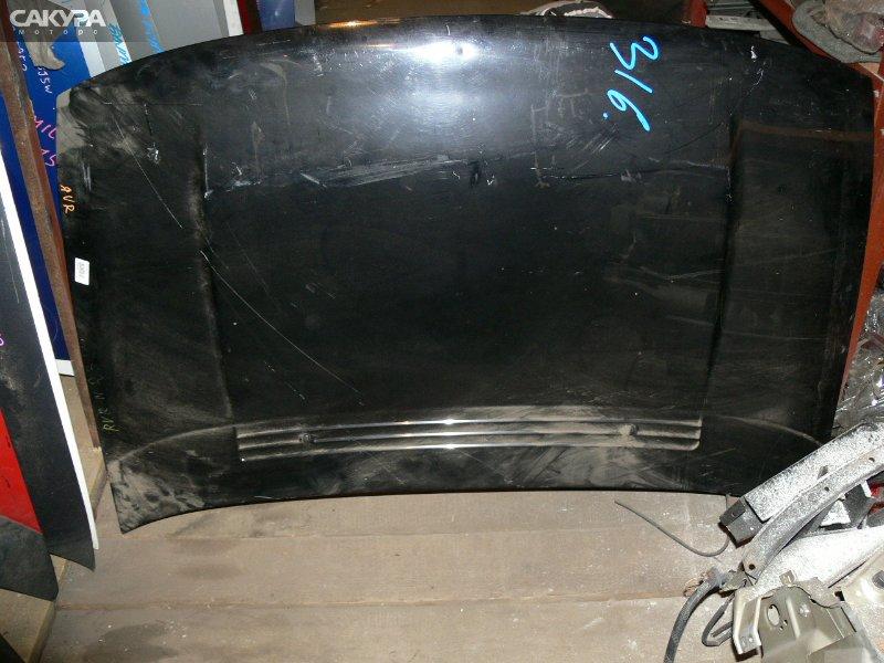 Капот Mitsubishi RVR N23W  Красноярск Сакура Моторс