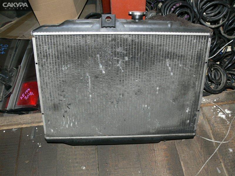 Радиатор двигателя Mitsubishi Delica P15V 4D56 Красноярск Сакура Моторс