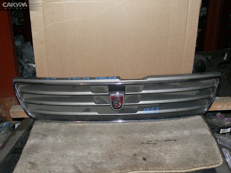 Решетка радиатора Nissan Stagea WHC34  Красноярск Сакура Моторс