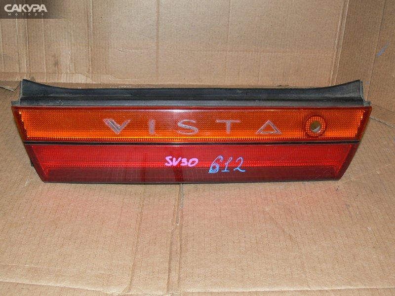 Фонарь вставка багажника Toyota Vista SV30  Красноярск Сакура Моторс