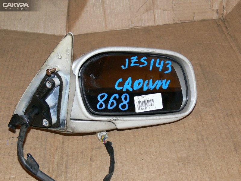 Зеркало боковое Toyota Crown JZS141  Красноярск Сакура Моторс