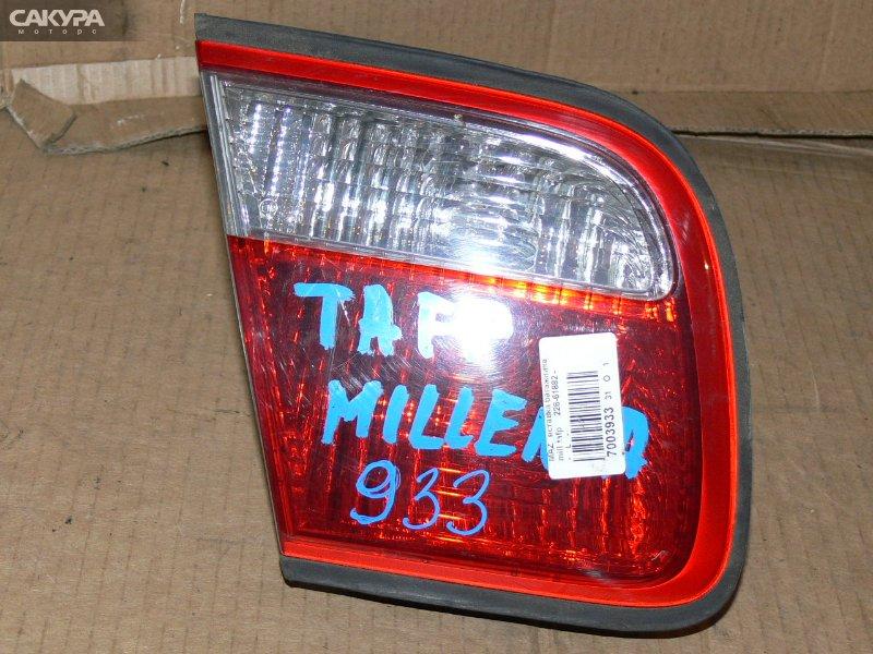 Фонарь вставка багажника Mazda Millenia TAFP  Красноярск Сакура Моторс