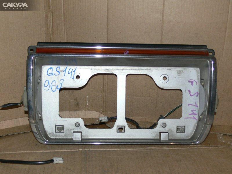 Фонарь вставка багажника Toyota Crown GS141  Красноярск Сакура Моторс