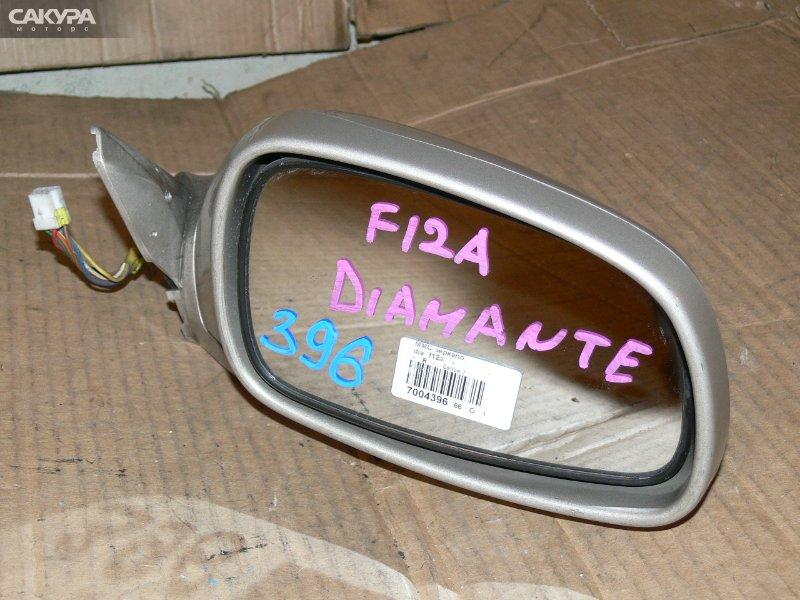 Зеркало боковое Mitsubishi Diamante F12A  Красноярск Сакура Моторс