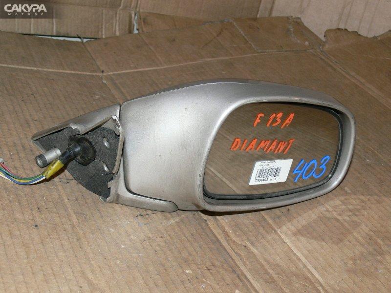 Зеркало боковое Mitsubishi Diamante F13A  Красноярск Сакура Моторс