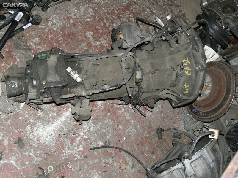 МКПП Subaru   EA82 Красноярск Сакура Моторс