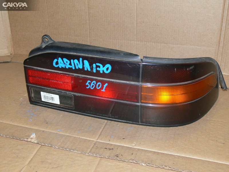 Фонарь стоп-сигнала Toyota Carina AT170  Красноярск Сакура Моторс