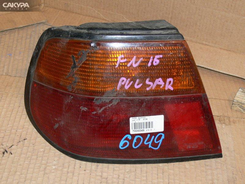 Фонарь стоп-сигнала Nissan Pulsar EN15  Красноярск Сакура Моторс