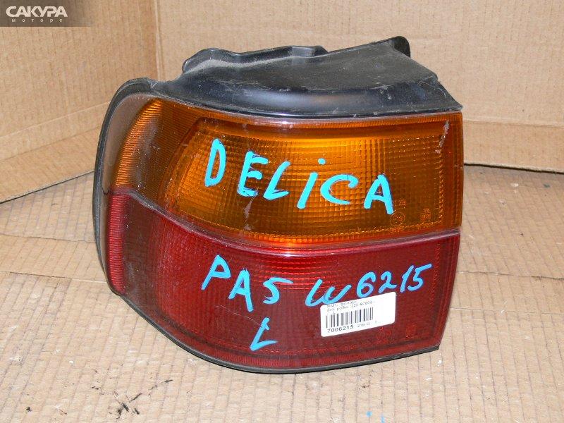 Фонарь стоп-сигнала Mitsubishi Delica Space Gear PD8W  Красноярск Сакура Моторс