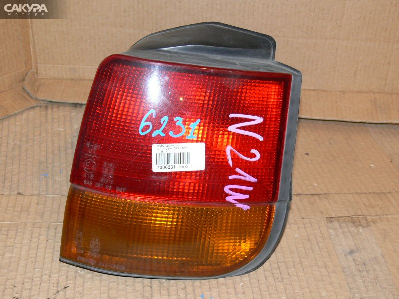 Фонарь стоп-сигнала Mitsubishi RVR N23W  Красноярск Сакура Моторс