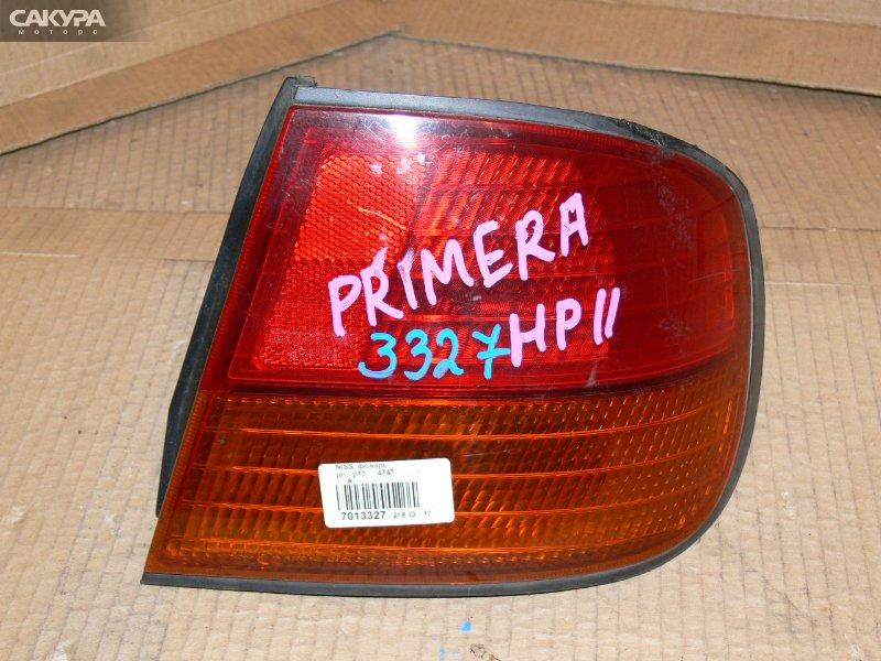 Фонарь стоп-сигнала Nissan Primera P11  Красноярск Сакура Моторс