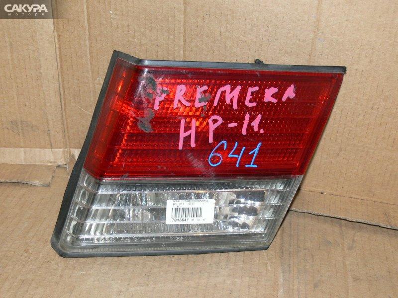 Фонарь вставка багажника Nissan Primera P11  Красноярск Сакура Моторс