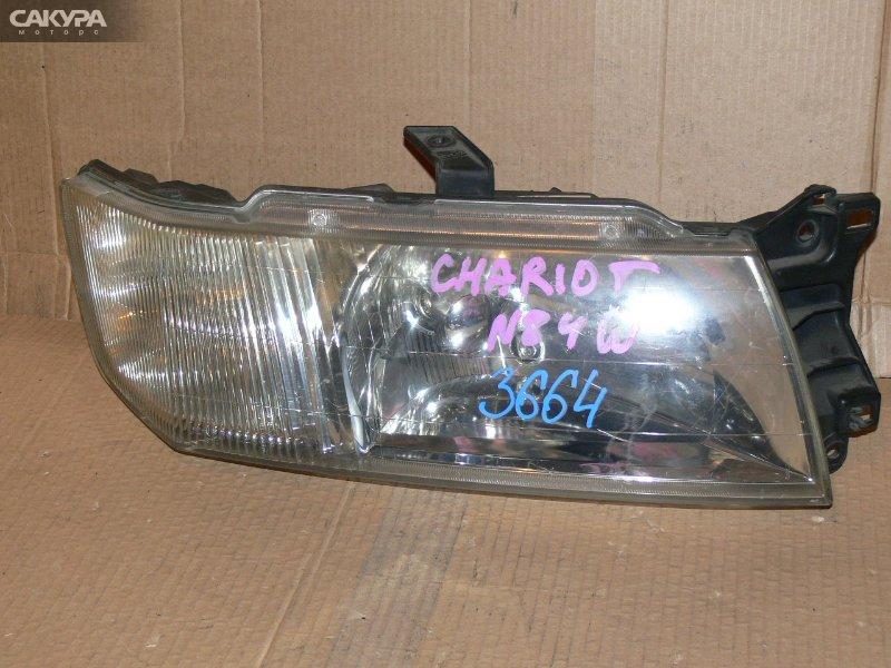 Фара Mitsubishi Chariot Grandis N84W  Красноярск Сакура Моторс