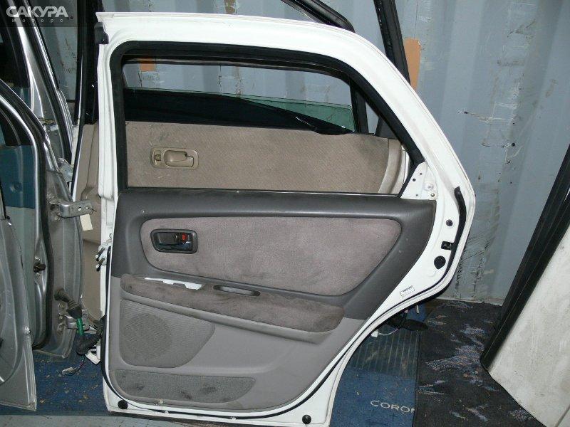 Дверь боковая Toyota Cresta GX100  Красноярск Сакура Моторс