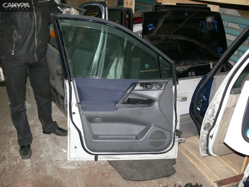 Дверь боковая Mitsubishi RVR N74WG  Красноярск Сакура Моторс