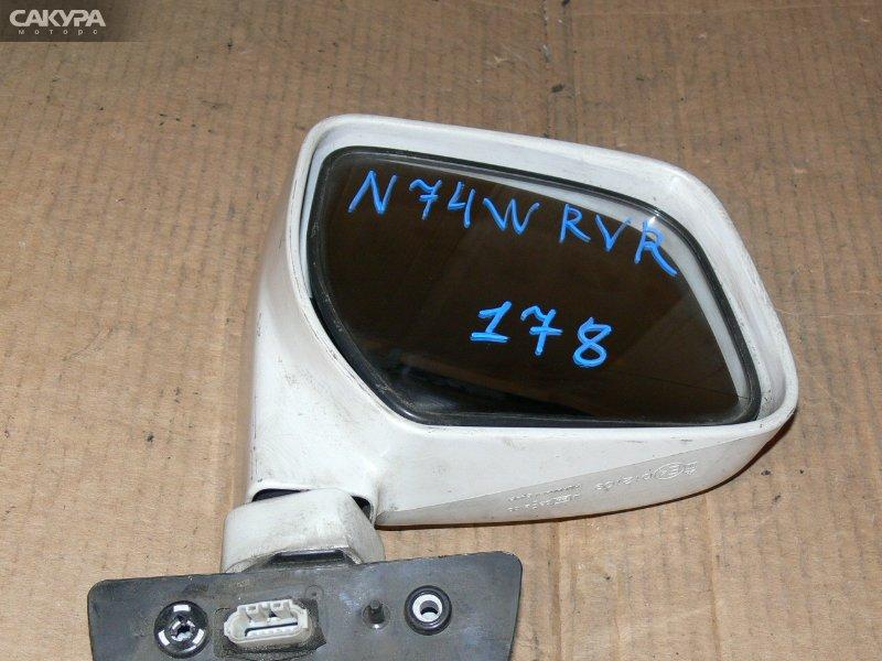 Зеркало боковое Mitsubishi RVR N74WG  Красноярск Сакура Моторс