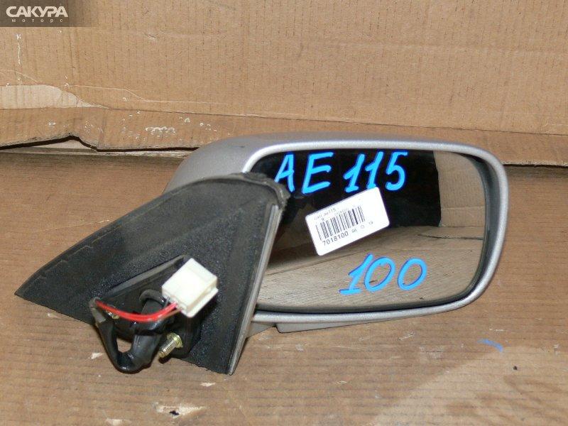 Зеркало боковое Toyota Sprinter Carib AE115G  Красноярск Сакура Моторс