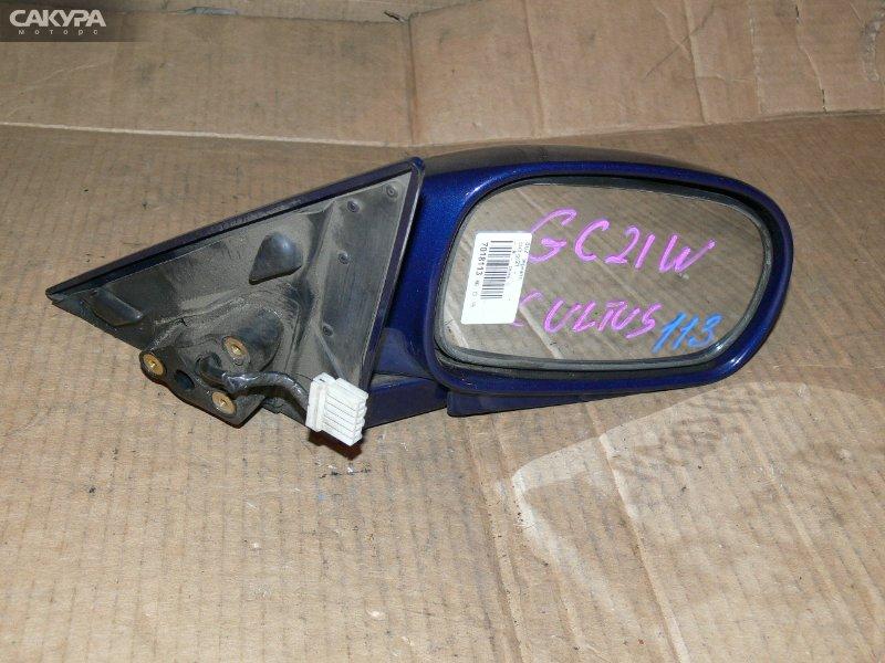 Зеркало боковое Suzuki Cultus GC21W  Красноярск Сакура Моторс