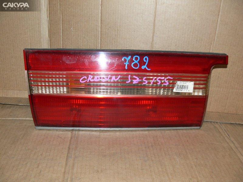 Фонарь вставка багажника Toyota Crown JZS155  Красноярск Сакура Моторс