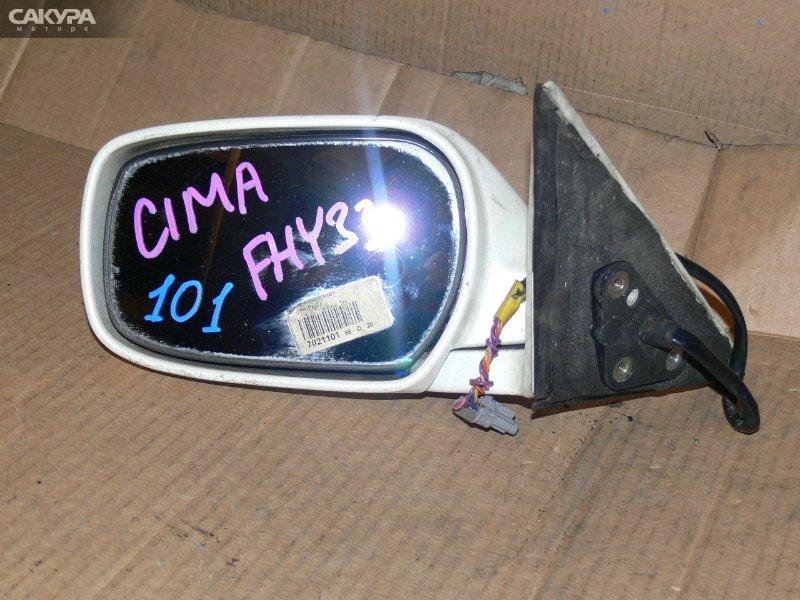 Зеркало боковое Nissan Cima FHY33  Красноярск Сакура Моторс