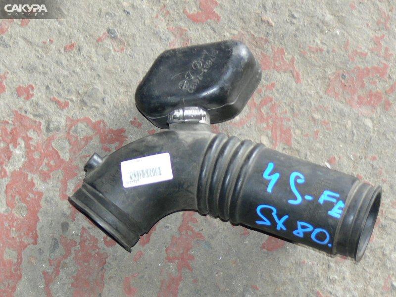 Гофра Toyota Chaser SX80 4S-FE Красноярск Сакура Моторс