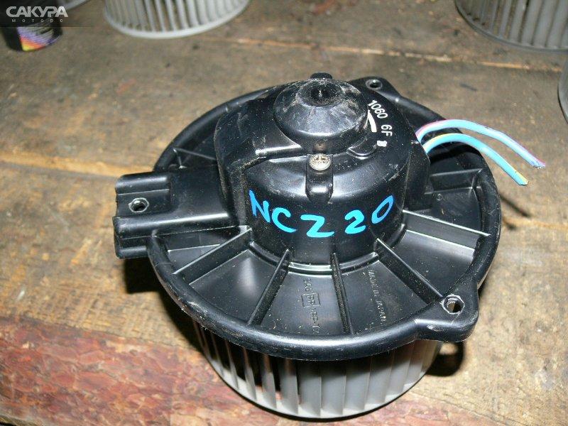 Вентилятор печки Toyota Raum NCZ20 1NZ-FE Красноярск Сакура Моторс