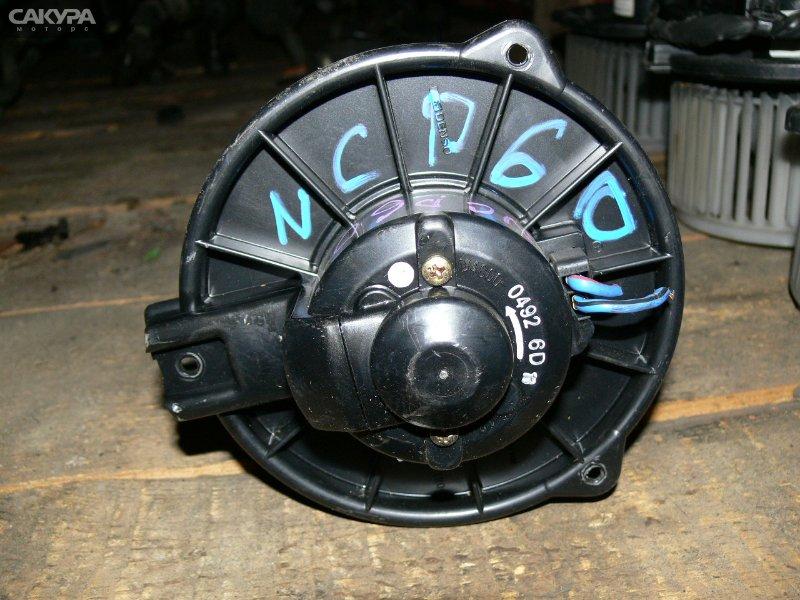 Вентилятор печки Toyota IST NCP65 1NZ-FE Красноярск Сакура Моторс