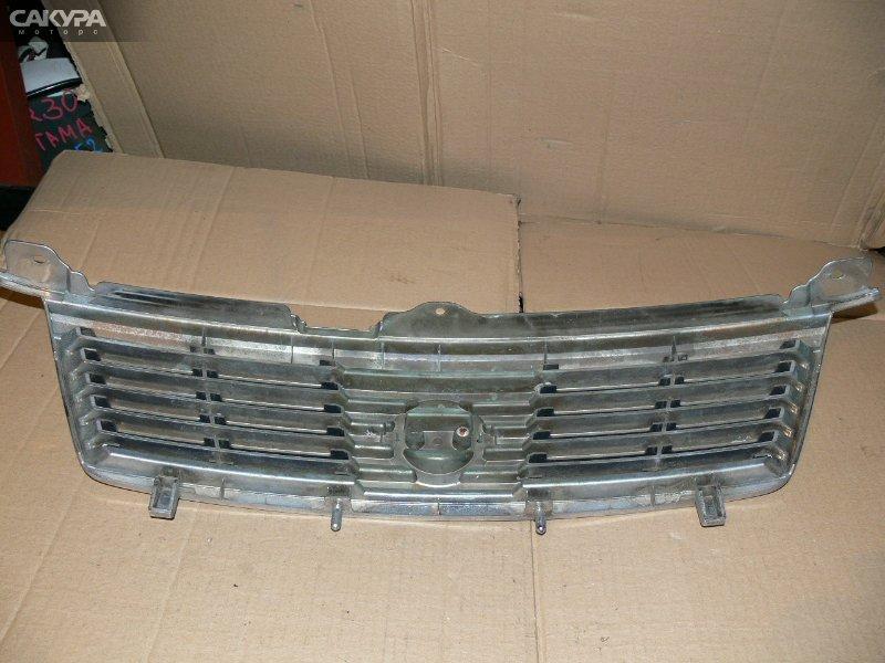 Решетка радиатора Nissan Sunny FB15  Красноярск Сакура Моторс