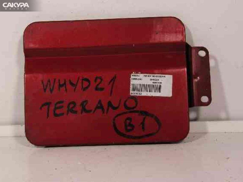 Лючок топливного бака Nissan Terrano WHYD21  Красноярск Сакура Моторс