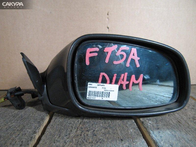 Зеркало боковое Mitsubishi Diamante F15A  Красноярск Сакура Моторс