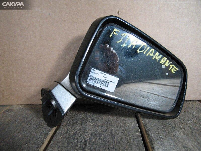 Зеркало боковое Mitsubishi Diamante F31A  Красноярск Сакура Моторс