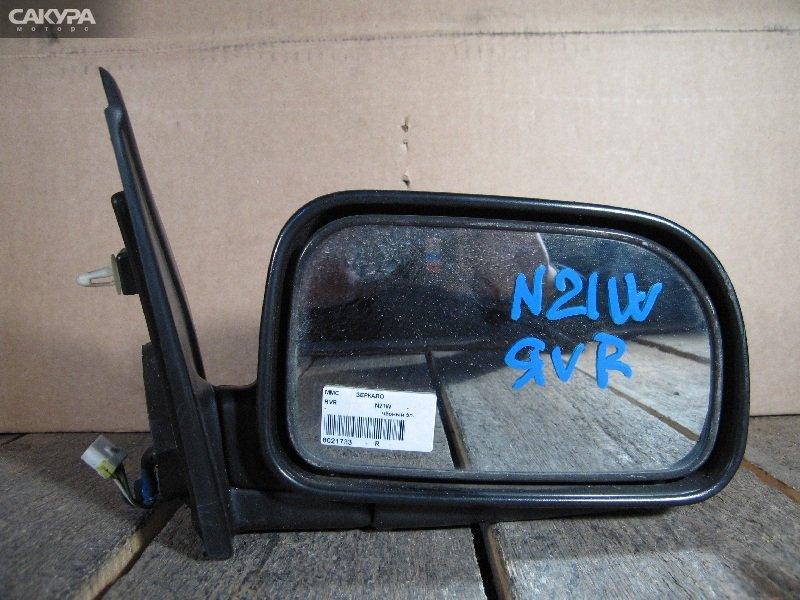 Зеркало боковое Mitsubishi RVR N21W  Красноярск Сакура Моторс
