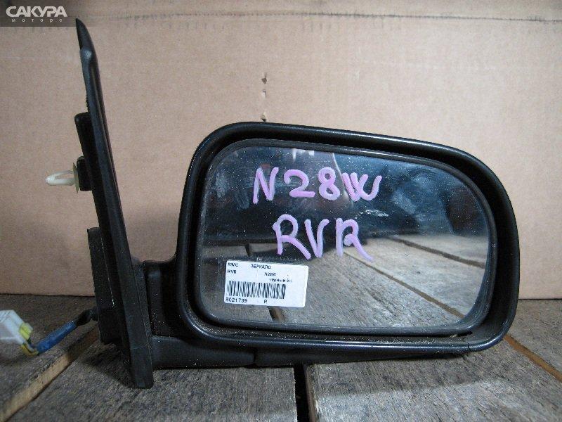 Зеркало боковое Mitsubishi RVR N28W  Красноярск Сакура Моторс