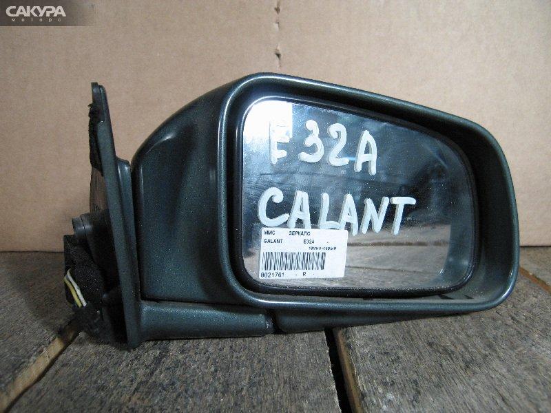 Зеркало боковое Mitsubishi Galant E32A  Красноярск Сакура Моторс