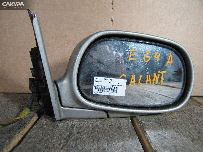 Зеркало боковое Mitsubishi Galant E64A  Красноярск Сакура Моторс