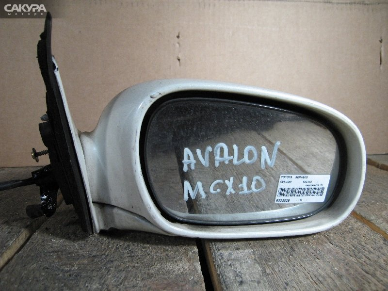 Зеркало боковое Toyota Avalon MCX10  Красноярск Сакура Моторс