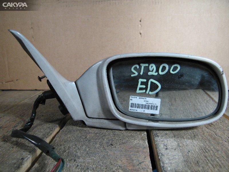 Зеркало боковое Toyota Carina ED ST200  Красноярск Сакура Моторс