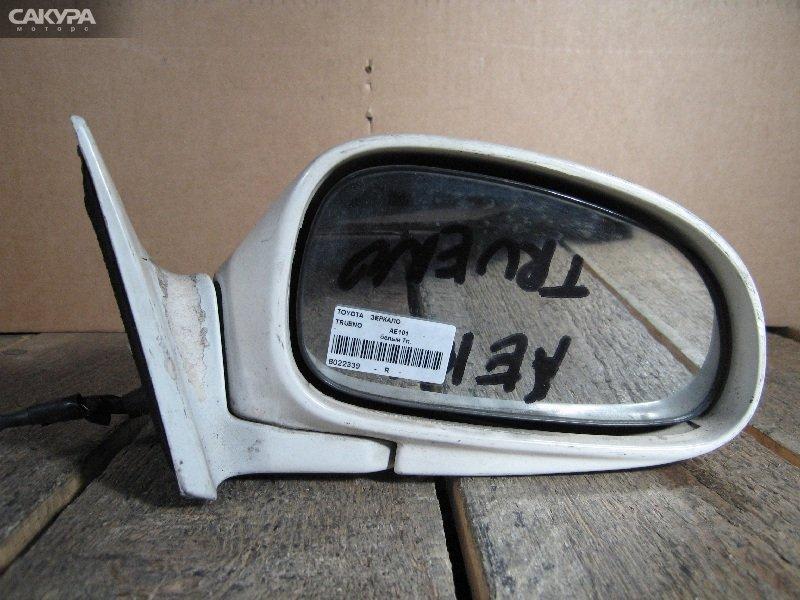 Зеркало боковое Toyota Sprinter Trueno AE101  Красноярск Сакура Моторс