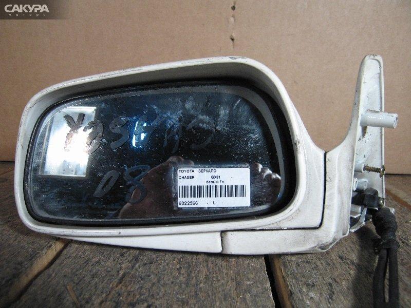 Зеркало боковое Toyota Chaser GX81  Красноярск Сакура Моторс