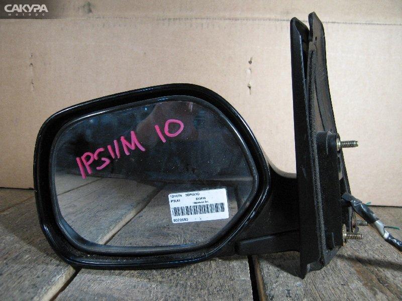 Зеркало боковое Toyota BB NCP31  Красноярск Сакура Моторс