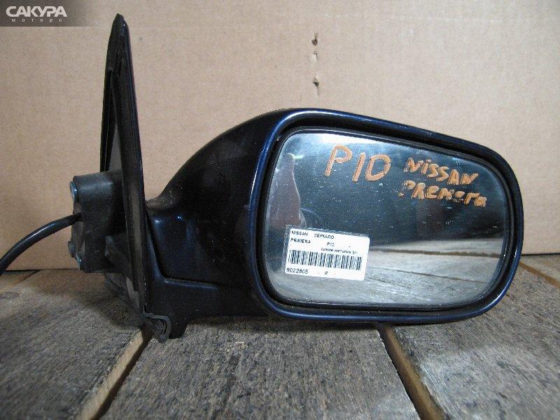 Зеркало боковое Nissan Primera P10  Красноярск Сакура Моторс