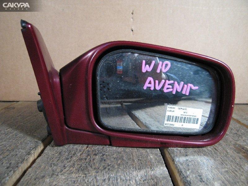 Зеркало боковое Nissan Avenir W10  Красноярск Сакура Моторс
