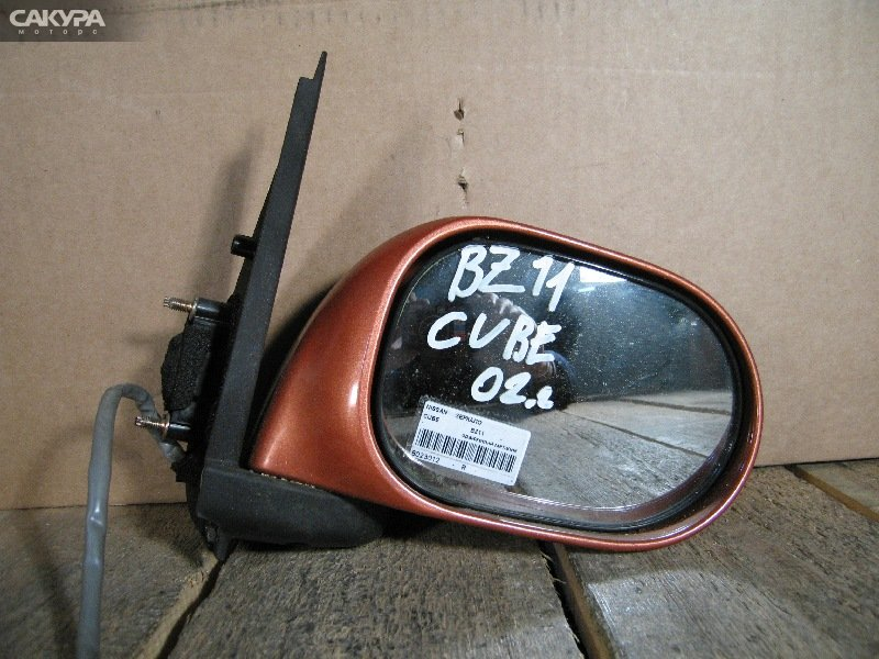 Зеркало боковое Nissan Cube BZ11 CR14DE Красноярск Сакура Моторс
