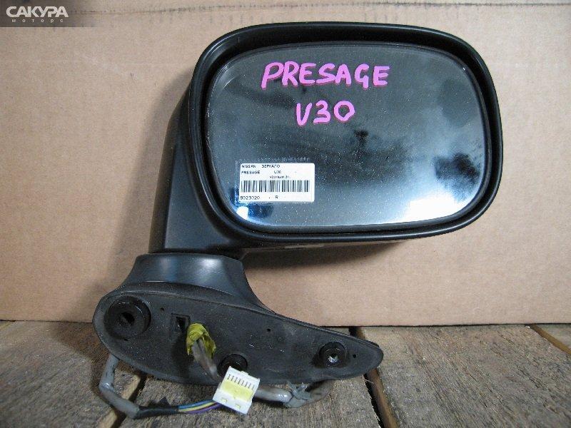 Зеркало боковое Nissan Presage U30  Красноярск Сакура Моторс