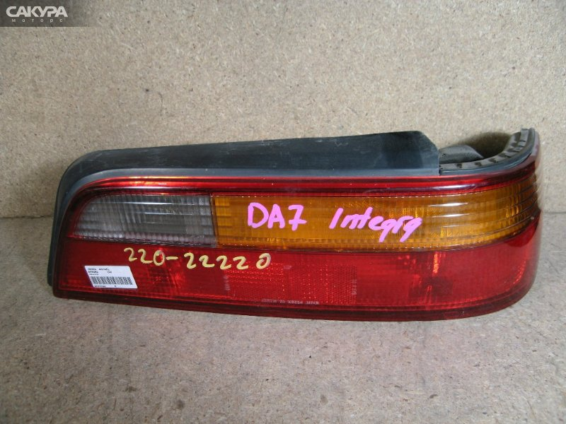 Фонарь стоп-сигнала Honda Integra DA7  Красноярск Сакура Моторс