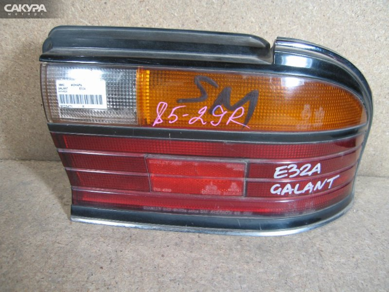 Фонарь стоп-сигнала Mitsubishi Galant E32A  Красноярск Сакура Моторс