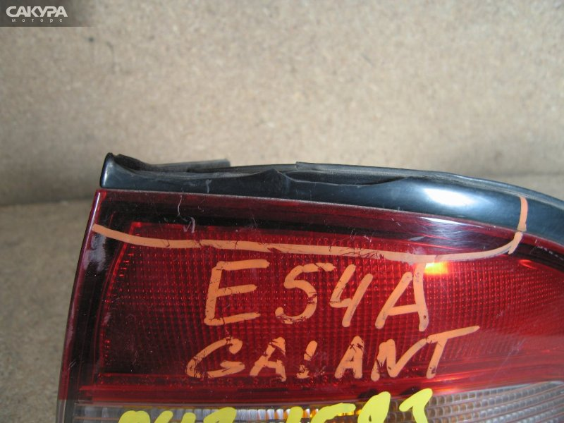 Фонарь стоп-сигнала Mitsubishi Galant E54A  Красноярск Сакура Моторс