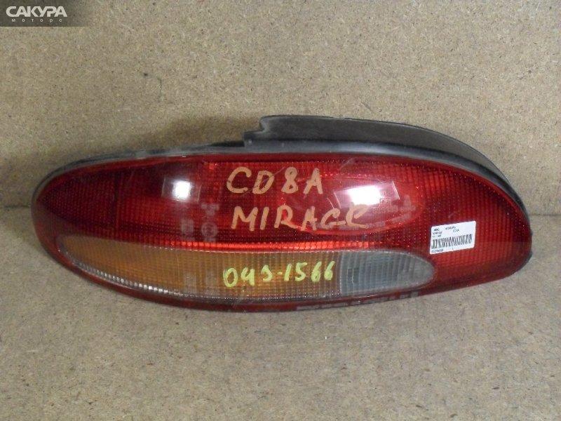 Фонарь стоп-сигнала Mitsubishi Mirage CD8A  Красноярск Сакура Моторс